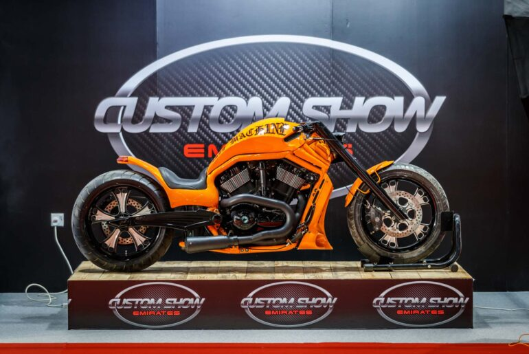 Custom Show Emirates 2019